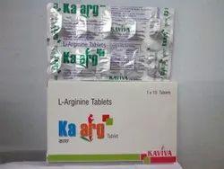 L- Arginine 1000 mg Tablets