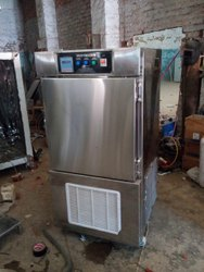 Medium SS Deep Freezer Vertical
