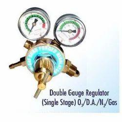 Single Stage Double Gauge Regulator