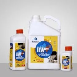 High Gloss ILW PLUS 121 Emulsion Paint, For Interior Walls, Packaging Type: Can