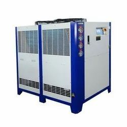 Three Phase Industrial Air Chiller, Automation Grade: Automatic, 240-380V
