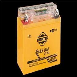 Trontek Quick Start 7-3 Motorcycle Batteries