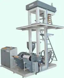 Blown Film Extruder Machine