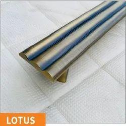 12 Inch Lotus Brass Pull Handles