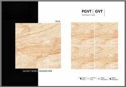 Ceramic Gloss 600x600 Glazed Vitrified Tiles GVT, Thickness: 8 - 10 Mm, Size: Medium