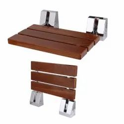 D5 Wall Mounted Folding Shower Seat