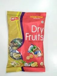 Dry Fruits Toffees Poly