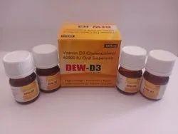 Vitamin D3 Cholecalciferol 60000 Iu Oral Suspension