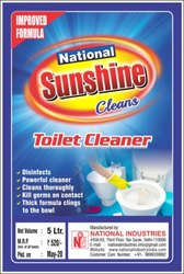 National Toilet Cleaner 5 Ltr