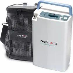 Oxymed Lite Mini Portable Oxygen Concentrator