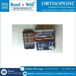 Orthopaedic Femur/Tibia Instrument set