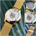 Analog Latest Gucci Men Watch