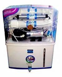 Ro +uv White Aqua Plus 7 Liter Water Purifier