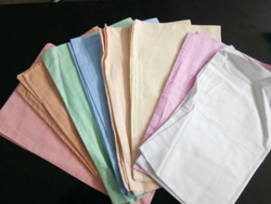 Hospital Linen Bed Sheet With Pillow Cover