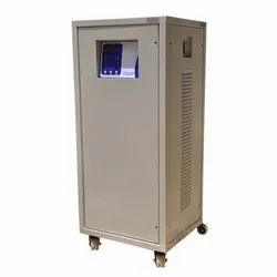 Automatic 98% Servo Controlled Voltage Stabilizer, 240 V
