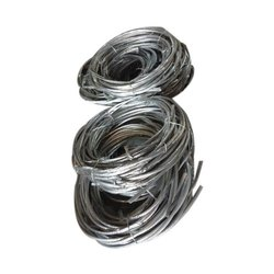 Aluminuim Silver Aluminium Wire Scrap, For Melting