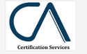CA Certification Service
