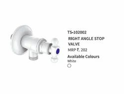 Right Angle Stop Valve