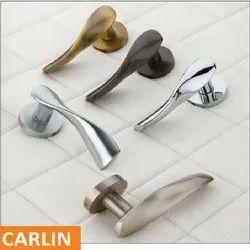 Carlin Brass Mortise Handle