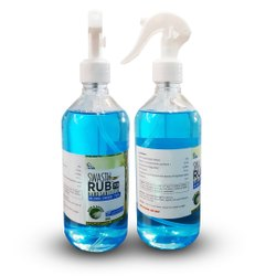 Hand Sanitizer With  Alcohol 70% (500ml) Liquid Base