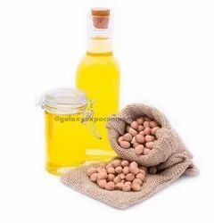 Groundnut Oil / Refined Groundnut Oil, Packaging Size: 20 ft flexi container, Speciality: Rich in Vitamin
