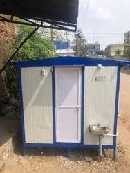 Portable Urinal Cabin