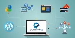 PHP/JavaScript Ecommerce Website Designing Services, With Online Support