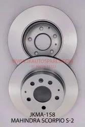 Brake Disc for MAHINDRA SCORPIO S-2