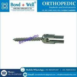 Orthopedic Pedicle Screw