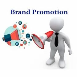 Brand Promotion Service, For Branding, Pan India