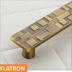 12 Inch Flatron Brass Pull Handles