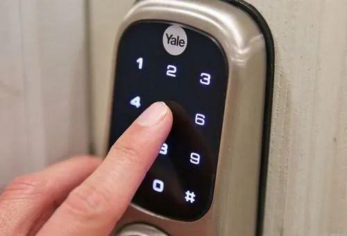Yale J2 Digital Door Lock