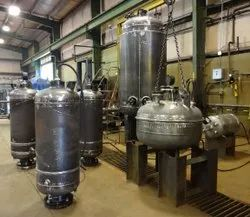 Air Compressor Air Flow/Pressure Check Hydro Testing Services, Design Evaluation: At Production Level