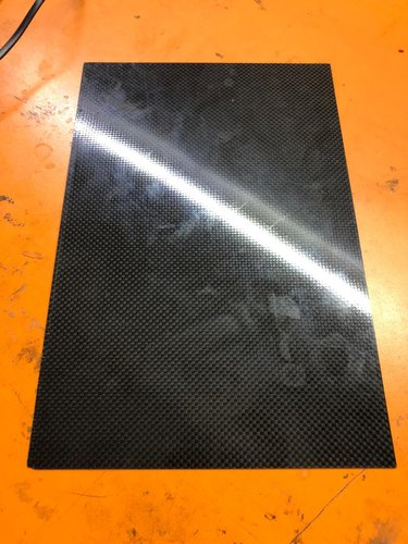 Carbon Fiber laminate sheets
