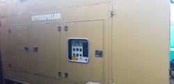 Three Phase 380 kVA Caterpillar Pre Owned Generator Set
