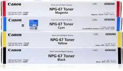 CANON NPG 67 TONER CARTRIDGE ORIGINAL