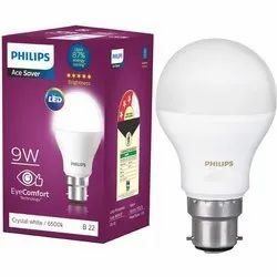 Philips Crystal White 9W Phillips LED Bulb