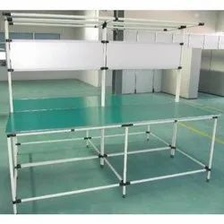MS M 26 Pipe Joint Working Table, For Industrial