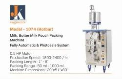 Milk, Butter Milk Pouch Packing Machine,fully Automatic&photosale System