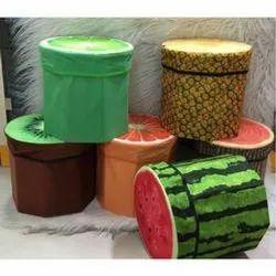 Fruit Design Storage Box