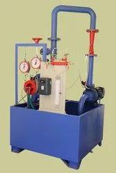 Francis Turbine Test Rig, For Laboratory Equipment