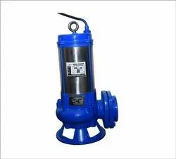 Indo Force Three Phase IFSS 5.0 Submersible Dewatering Pump