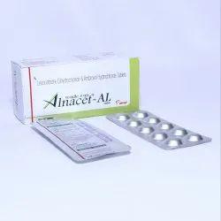 Levocetrizine 5 Mg  Ambroxol 60 Mg