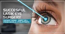 Successful Lasik Eye Surgery