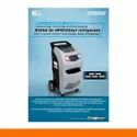 Car AC Gas Charging Machine