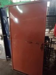 Standard Brown Iron Doors, For Home, Single
