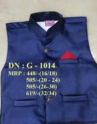 New Fashionable Fancy Design Waistcoat For Kids