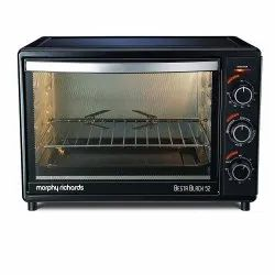 Morphy Richards OTG Besta 52-Litre Oven Toaster Grill (Black), Power Consumption: 1400W, Supply Voltage: 220