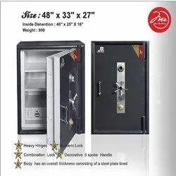 Decorative Single Door Security Safe