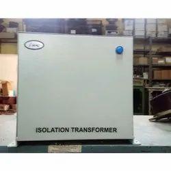 10 KVA Single Phase Isolation Transformer